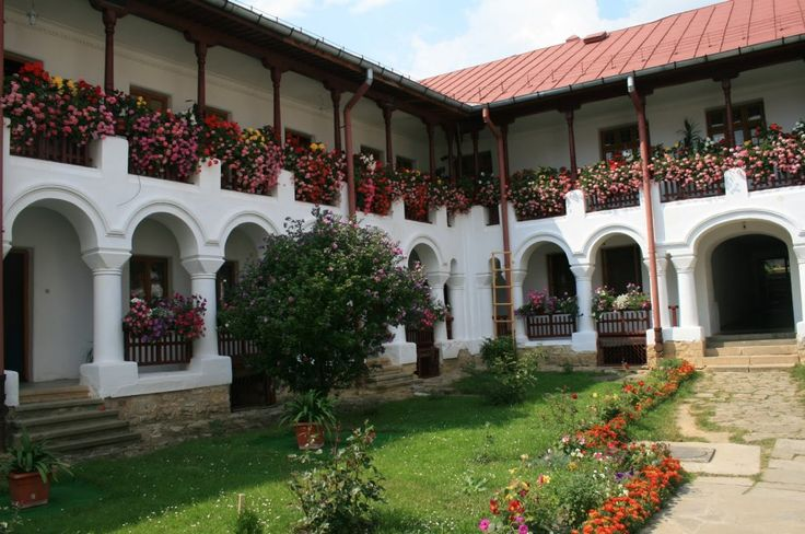 Agapia Monastery - The charming monastery of nuns. http://buff.ly/1qry8Wd