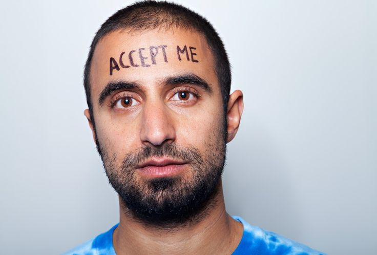 """""""I am not my anxiety"""" 