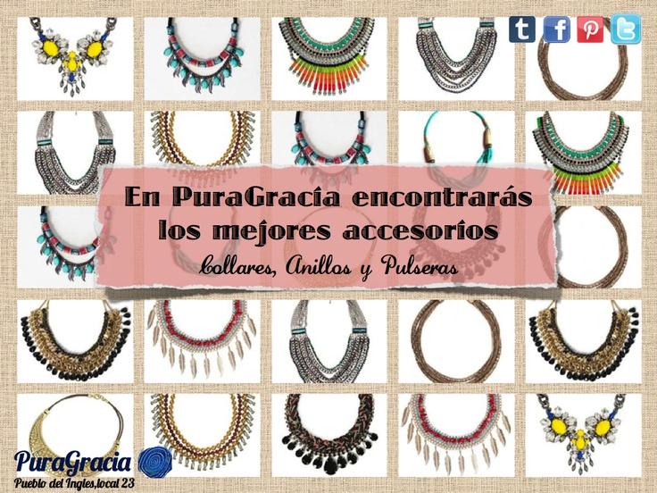 Los accesorios de moda se encuentran en PuraGracia