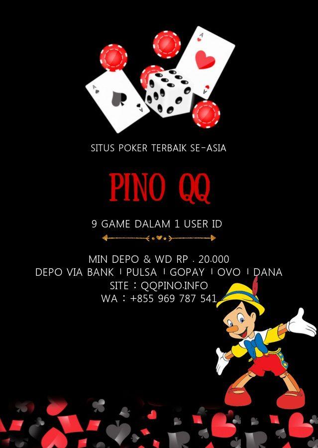 Pino Qq Online Texas Holdem Poker