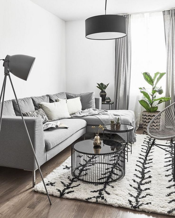 ✔ 74 inspirational modern living room decor ideas 15