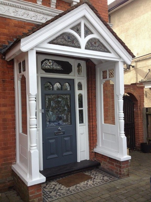 Porch Refurb, Sutton Gallery