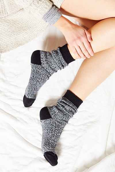 Marled Cozy Boot Sock- from Urban Outfitters #comfy