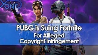 pubg is suing fortnite for alleged copyright infringement - pubg sue fortnite