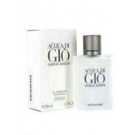 Shop Online for ACQUA DI GIO 50ml EDT SP for Assured 10% discount at Perfume Culture Australia.