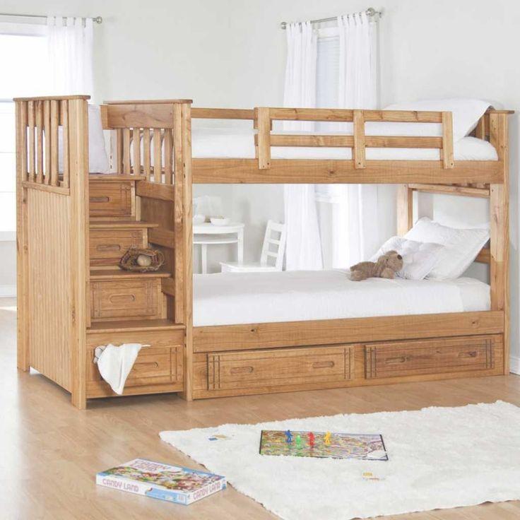 18 Unique Bunk Beds For Kids Bedroom Design Ideas Part 53