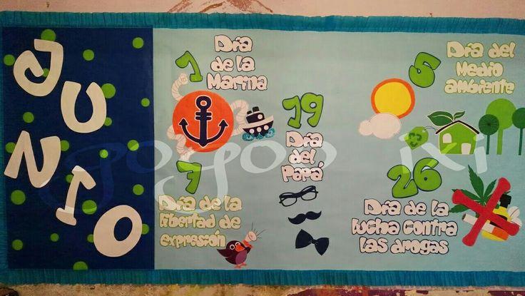 Periodico mural junio
