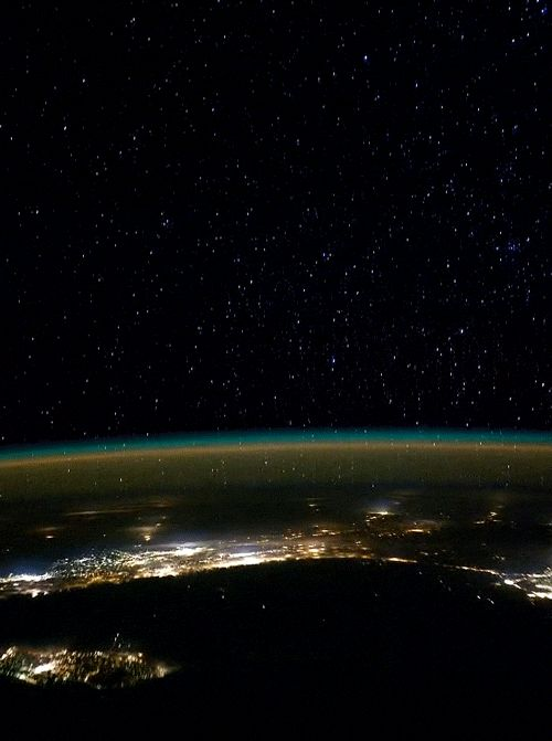 ... GIF from ISS by FD