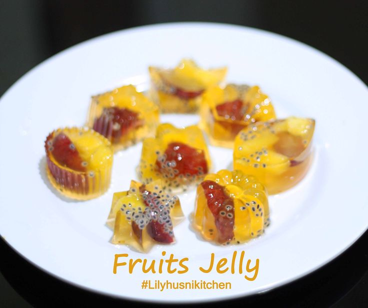 Fruits Jelly