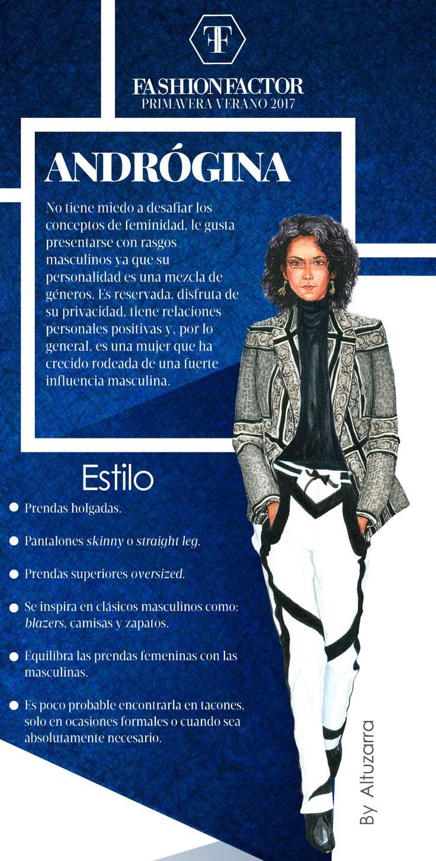 Estilo Andrógina - Identifica tu estilo - Fashion Factor Revista Digital