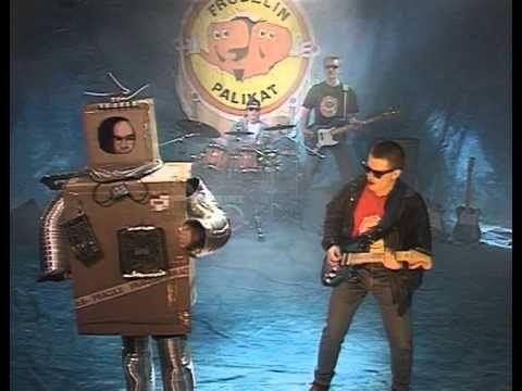 Fröbelin Palikat - Robotti-rock