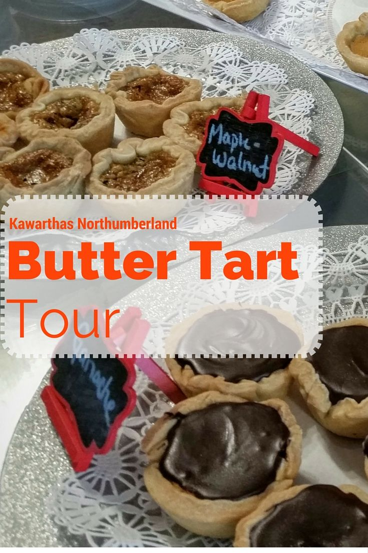 The Butter Tart Tour is a self guided adventure through Kawartha and Northumberland with four distinct routes to choose from.