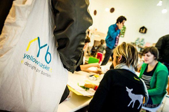 "Workshop ""pick a land"" @yellowbasket.it with Teiera"