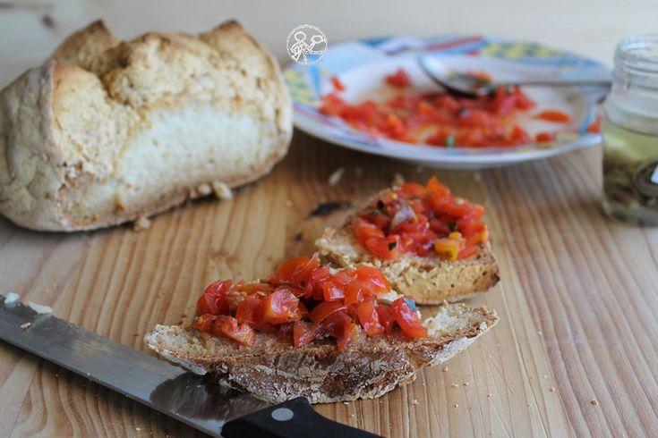 La Cassata: Irish soda bread senza glutine