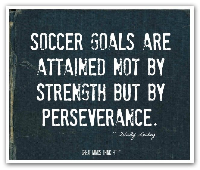 Persistence Motivational Quotes: 65 Best Soccer Quotes Images On Pinterest