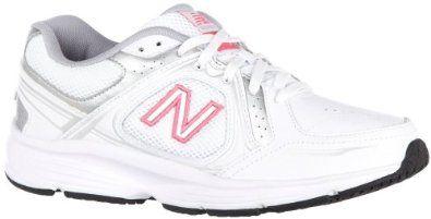 New Balance 655 Womens Walking Shoes WHITE/SILVER/PINK 8.5 M Wmns New Balance. $45.00