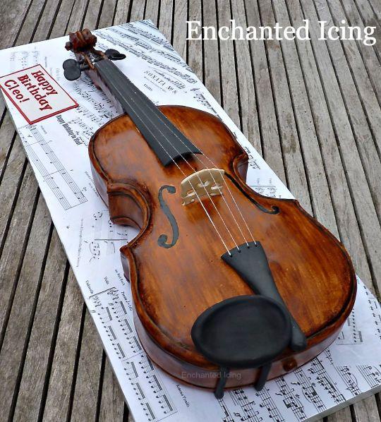 Cleo's Violin