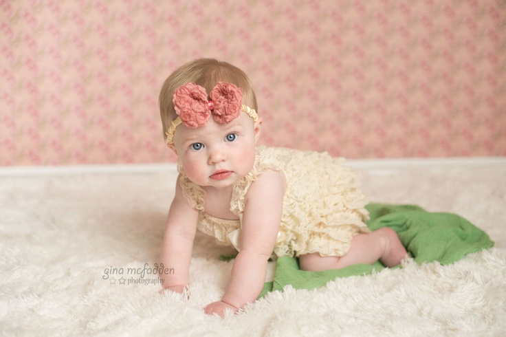 Gina McFadden Photography on Facebook Beautiful 7 month old