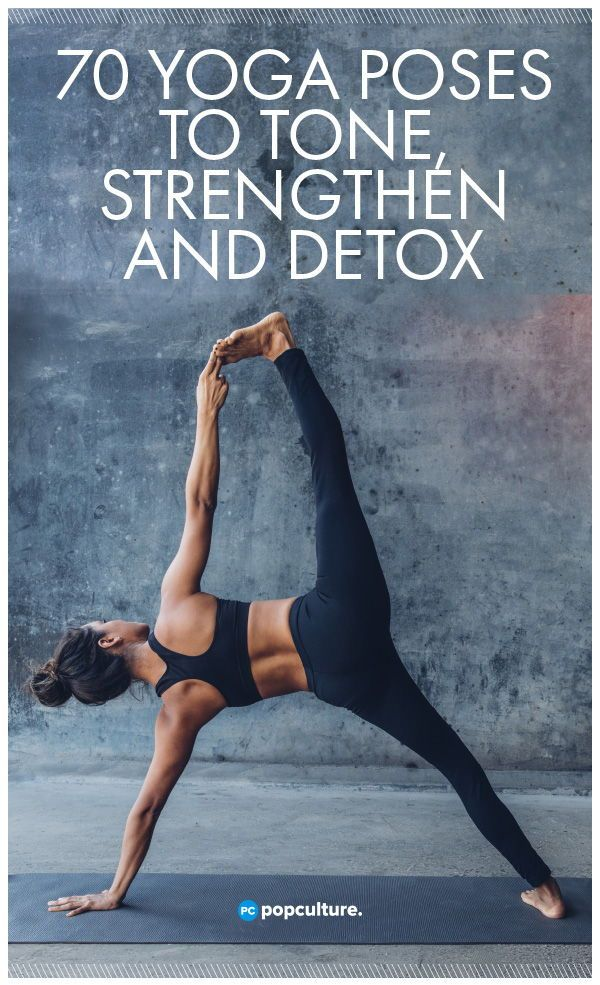 70 Yoga Poses to Tone, Strengthen and Detox Your Body – Laufvernarrt – Fitness, gesunde Ernährung und Selbstliebe