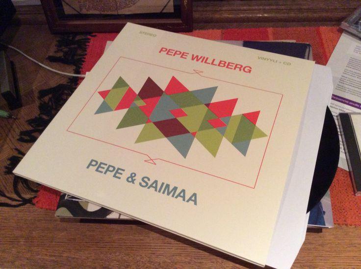 Pepe Willberg & Saimaa - ällistyttävän mullistuttavaa...
