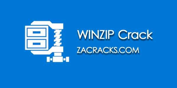 WinZip 23 Crack + Activation Code 2019 Free Download