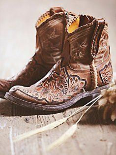 Queenwood Western Boot