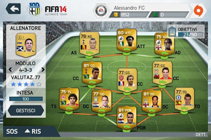 Finished BPL Team - FUT