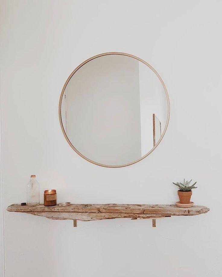 Oversized Hub Mirror