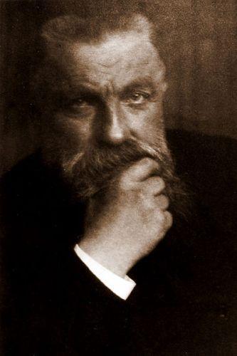 Auguste Rodin par Edward Steichen, 1902