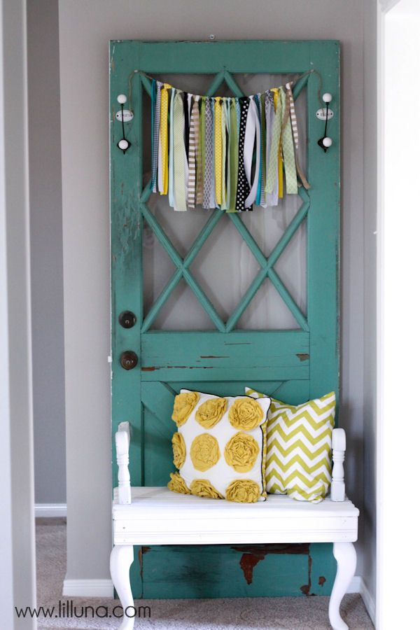 Top 96 ideas about diy repurposed doors on pinterest for Idea for old doors