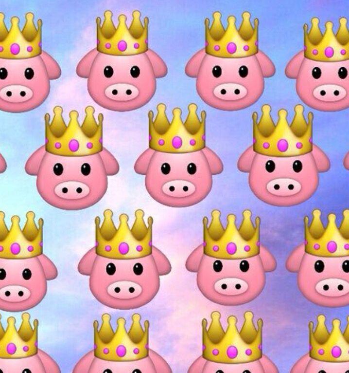 KING PIG!!