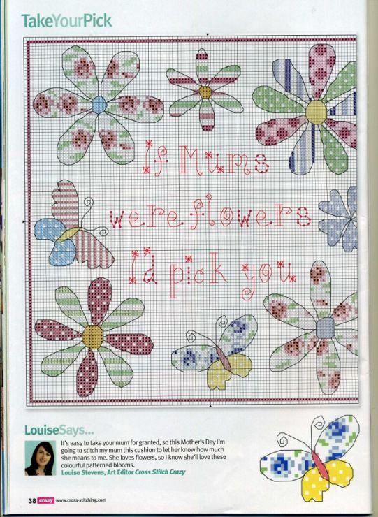 Gallery.ru / Фото #22 - Cross Stitch Crazy 161 март 2012 - tymannost