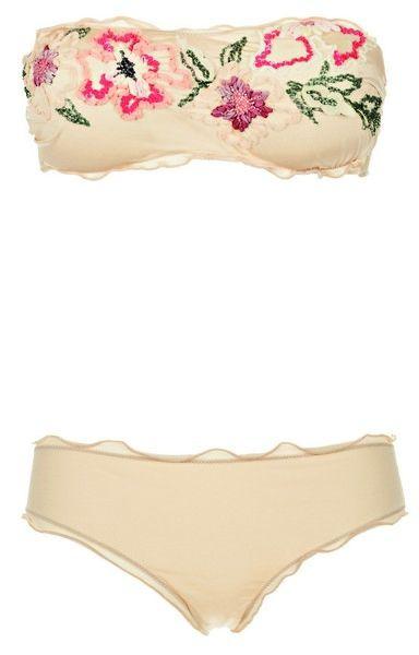 TWIN-SET Simona Barbieri linea Beachwear PE 13 - ispirazione Saint Tropez