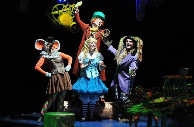 Alice in Wonderland Tickets | Rukkus