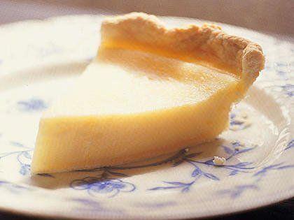 Lemon-Buttermilk Chess Pie