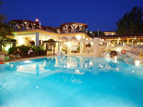 Athena Pallas Village #Halkidiki #Resort #Greece