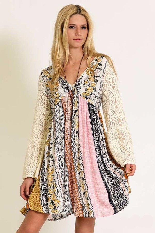 Boho dress Use Promo Code Freeshipping for Free shipping on your orders!