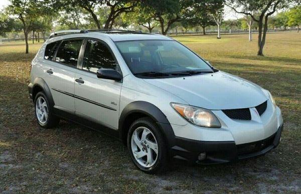 2003 Pontiac Vibe FWD Wagon