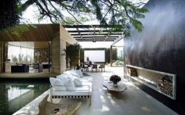 Wiejska willa i modernistyczny apartament w jednym? Zaprojektowany przez Fernandę Margues Loft 24-7 w São Paulo pokazuje, że taki mariaż stylów może być bardzo udany. Otwarty na otoczenie dom o przestronnych wnętrzach zalanych dziennym światłem ma być azylem od miejskiego zgiełku. http://sztuka-wnetrza.pl/60/artykul/wiejski-modernizm