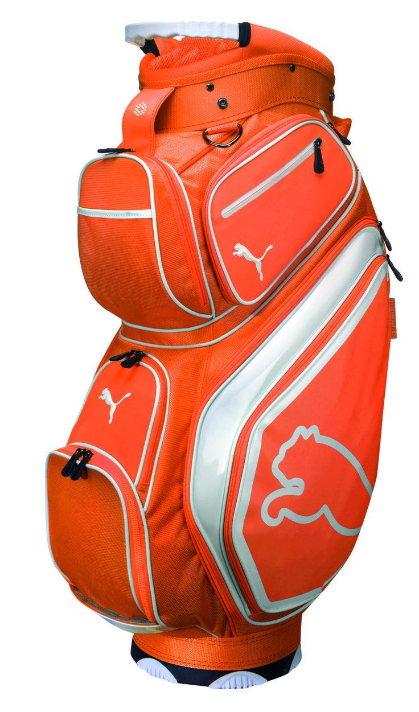 Monoline Cart Golf Bag #pumagolf #SS13