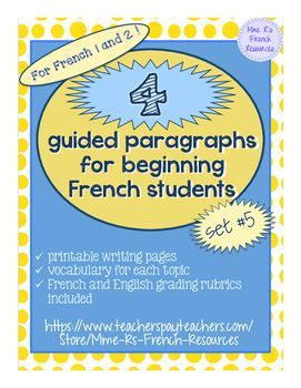 french paragraph on holidays French paragraph- ideal holiday this is a gcse paragraph and can be used for your ca, very very very good paragraph as i got my teacher to help.