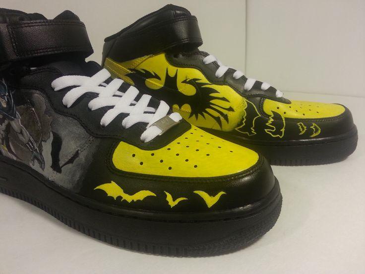 Jordan Batman Shoes