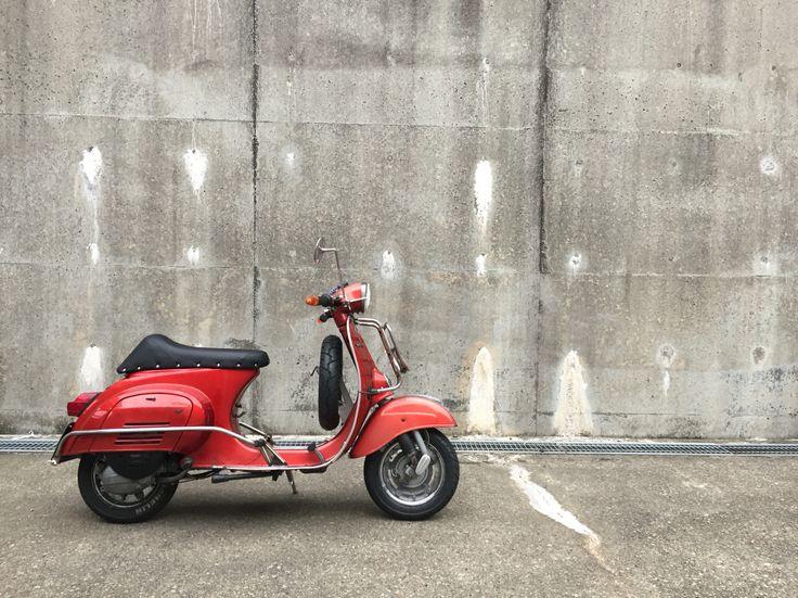 My scooter Vespa ET3 Primavera