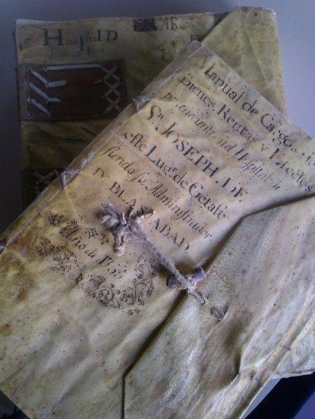 El Archivo de la Fundación Hospital de San José de Getafe: el proyecto vivo de un fondo con cinco siglos de historia - Post de África Cabrera y Raquel Giménez