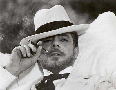 Giancarlo Giannini in Visconti's 1976 film L'Innocente