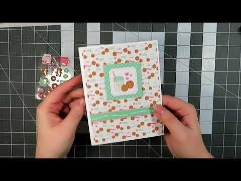 10 Cards 1 Kit December 2017 SSS - YouTube