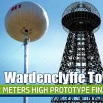 Tesla's Tower (Wardenclyffe Tower): 40 Foot (12m) High Prototype Finally Raised! - http://www.globalmediaplanet.info/teslas-tower-wardenclyffe-tower-12-meters-height-prototype-finally-raised/