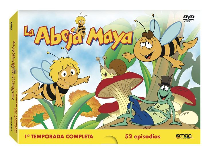 Ms de 25 ideas increbles sobre La abeja maya en Pinterest
