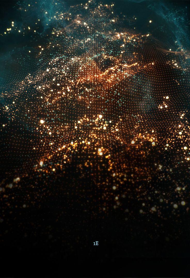 particle field, depth (dust motes)