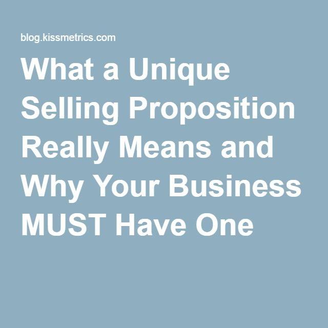 Hvad er et Unique Selling Proposition egentlig og hvorfor er det så forbandet vigtigt for din webshop, at have en ordeentlig historie som overbeviser køberen om, at de bør vælge din webshop!!